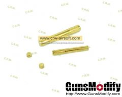 GunsModify Stainless Steel Pin Set for TM G Series - GD - Tin-Nitride